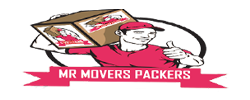 Mr Movers Packers best home furniture moving packing company in Dubai. Logo