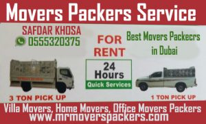 best house movers and packers in dubai - Mr Movers Packers 4