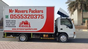 Movers and Packers Company in Dubai